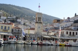 Yacht charter in Saronic gulf and islands