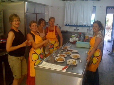 Culinary Courses on the Cyclades | Sail in Greek Waters