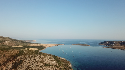 Despotikon Antiparos | Sail in Greek Waters