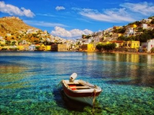 Leros, unique landscapes in sailing destinations | Sail in Greek Waters