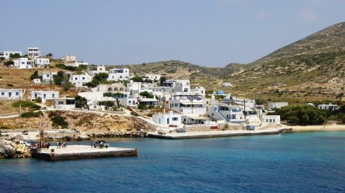 Sailing holidays Small Cyclades- Donoussa island