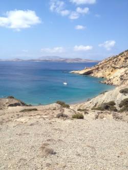 Breathtaking landscape - Small Cyclades   Sail in Greek Waters
