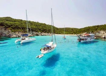 Sailing holidays in Ionian Islands-Sail in Greek Waters