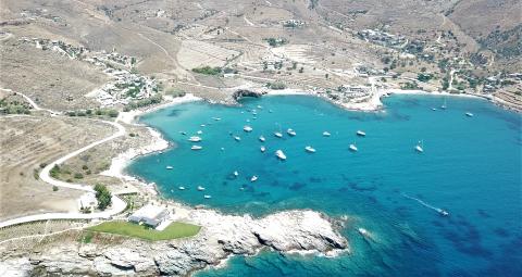 Koundouros Bay