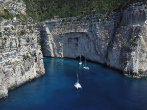 Amazing Lanscapes | Sail in Greek Waters