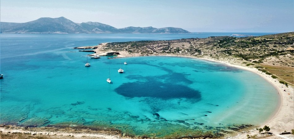 Small Cyclades | Sail in Greek Waters