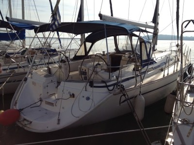 Bavaria 44 Cruiser - Port of Lefkas | Sail in Greek Waters