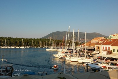 Kefalonia, Port of Fiscardo - Sailing Destinations | Sail in Greek Waters