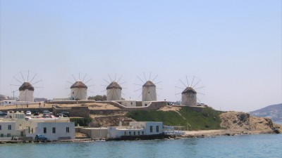 Mykonos - Holidays on a Yacht | Sail in Greek Waters