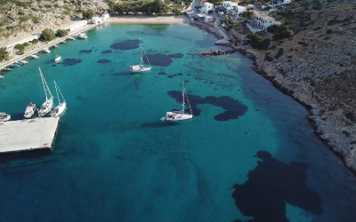 Iraklia Minor Cyclades | Sail in Greek Waters