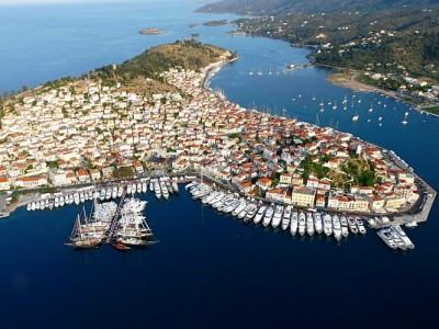 Sailing in Greece | Poros Island