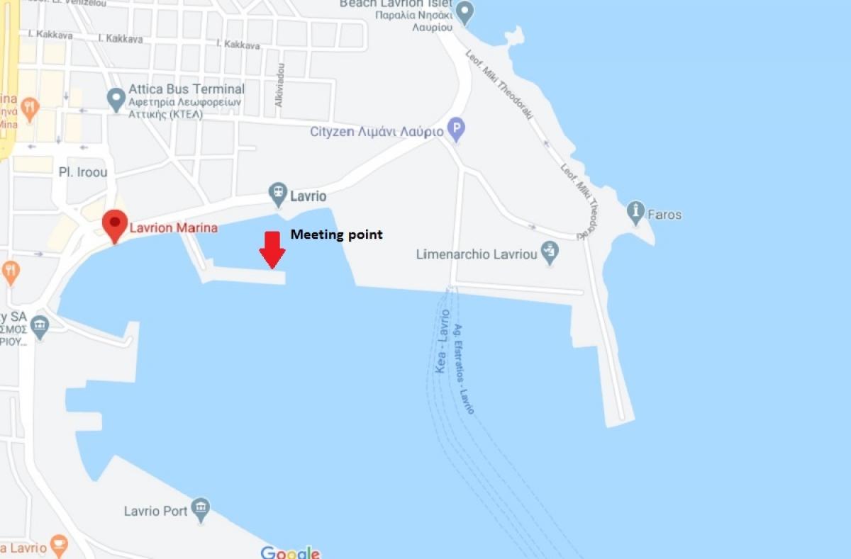 Lavrio Marina   Sail in Greek Waters