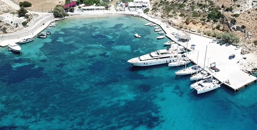 Cyclades Sailing Destination | Sail in Greek Waters