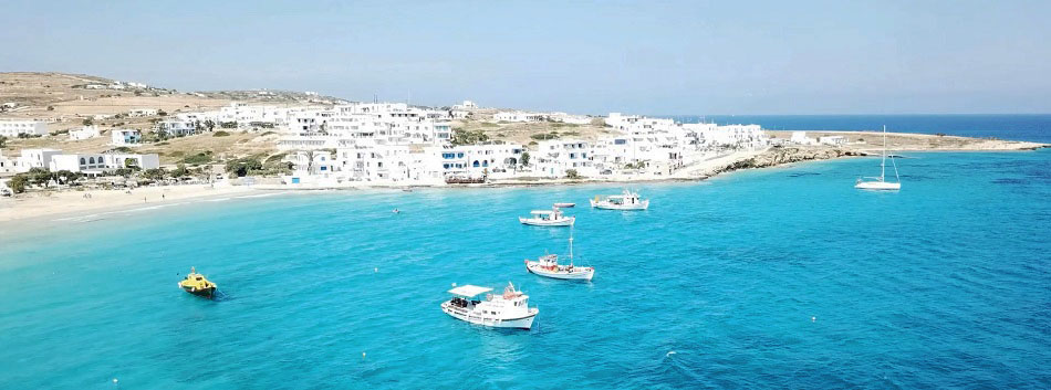 Breathtaking Small Cyclades - Amazing sailing destinations