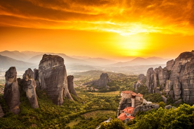 Combine your sailing holidays with a trip exploring the mainland Greece