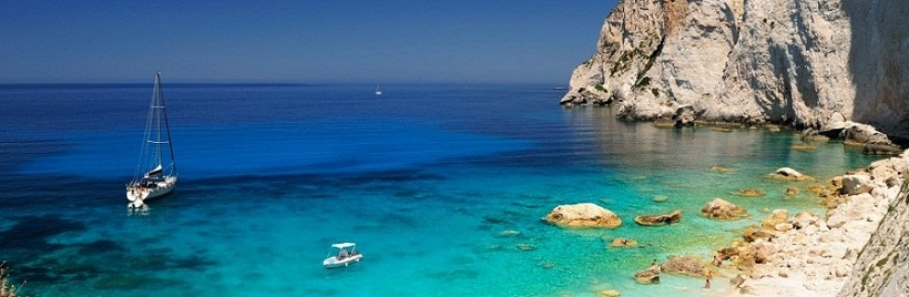 Ideal Sailing Holidays | Sail in Greek Waters