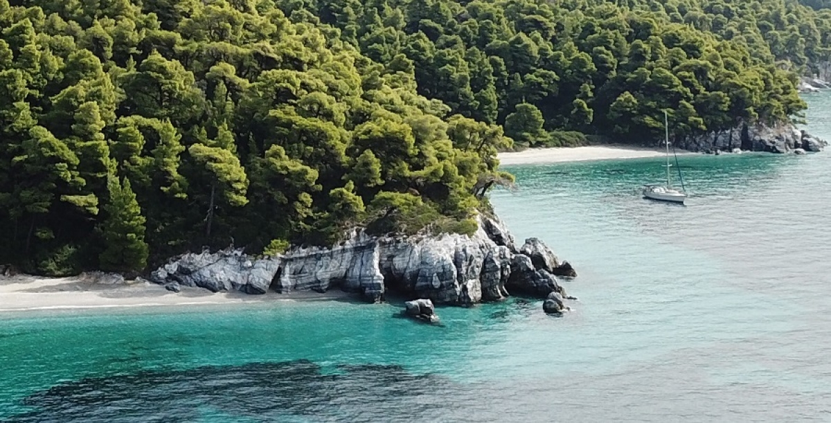 Great Deals for Sailing Trips to the Sporades Islands