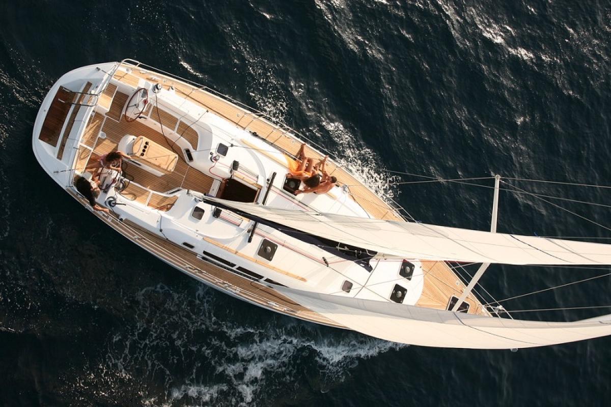 Jeanneau Sun Odyssey 49i   Sail in Greek Waters   900 x 600 jpeg 504kB