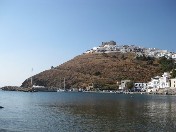 1 week sailing around Dodecanese islands