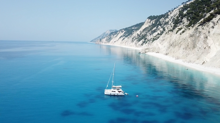 Lefkas, Paxoi, Kefalonia and Ithaca: 1 week sailing in the Ionian islands