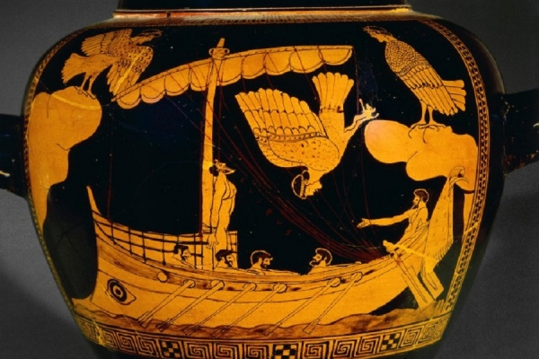 Odyssey in Greek Waters
